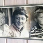 Helgunn, Lasse og Johannes