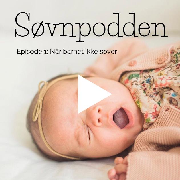Når babyen ikke sover