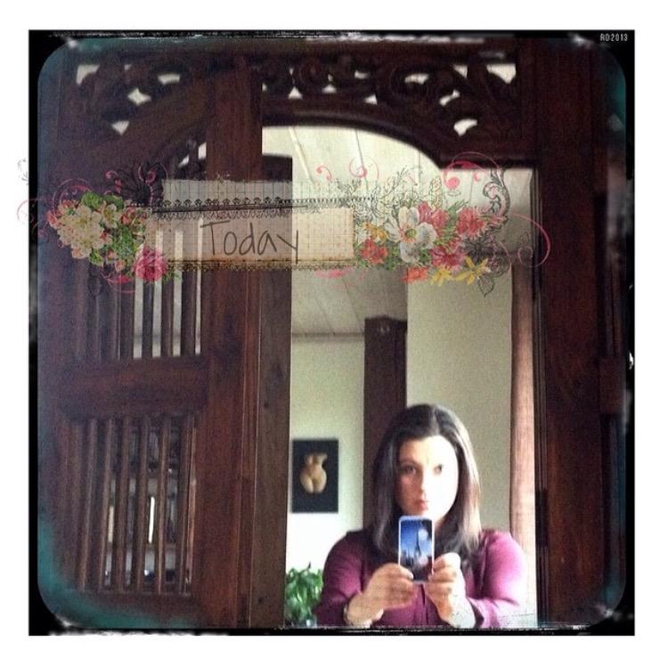 Prison Mirror Selfie.