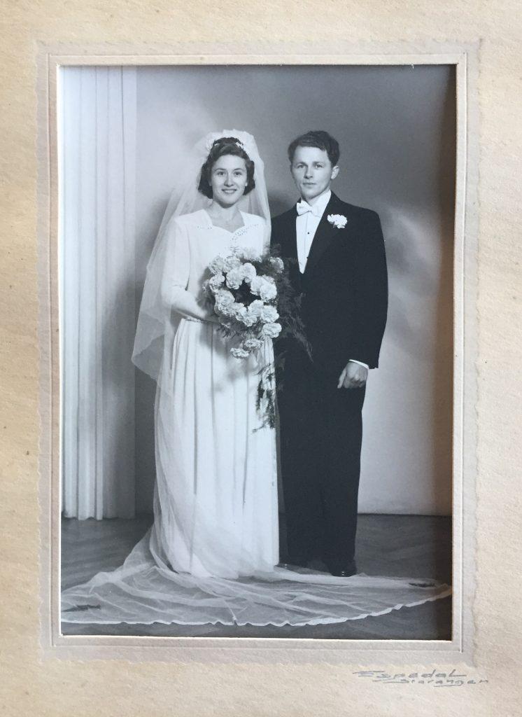 Marit og Thomas
